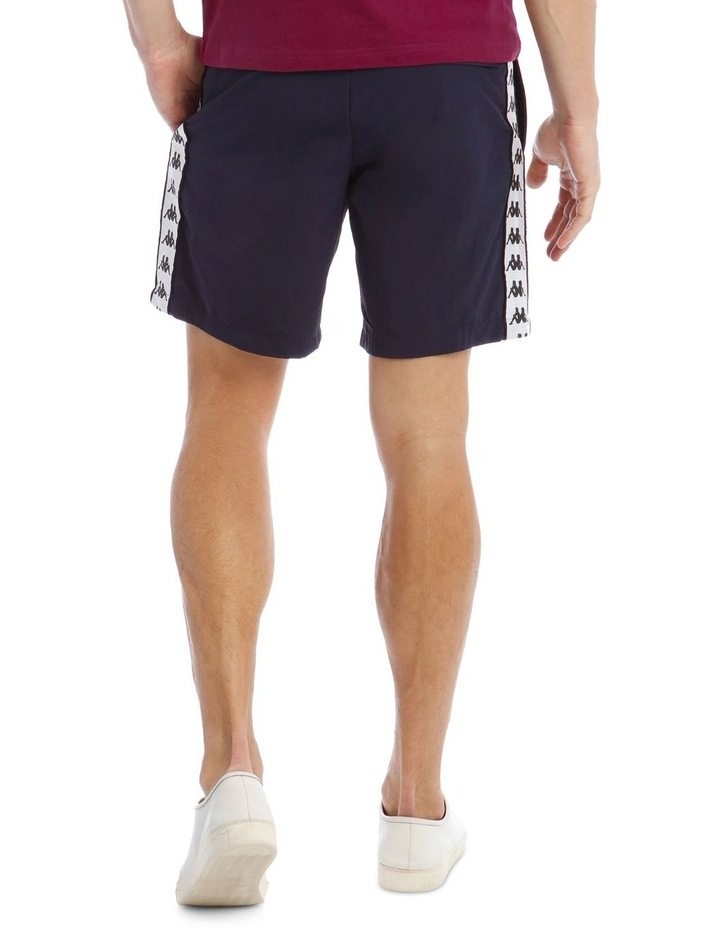 Authentic Buorg Short in Blue image 3