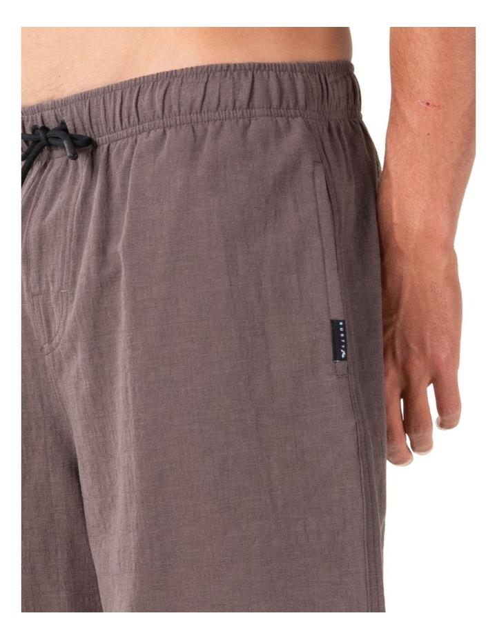 Overtone Elastic Linen Short image 5