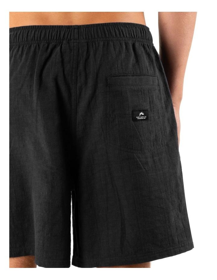 Overtone Elastic Linen Short image 4