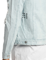 Nena & Pasadena - Surrender Denim Jacket
