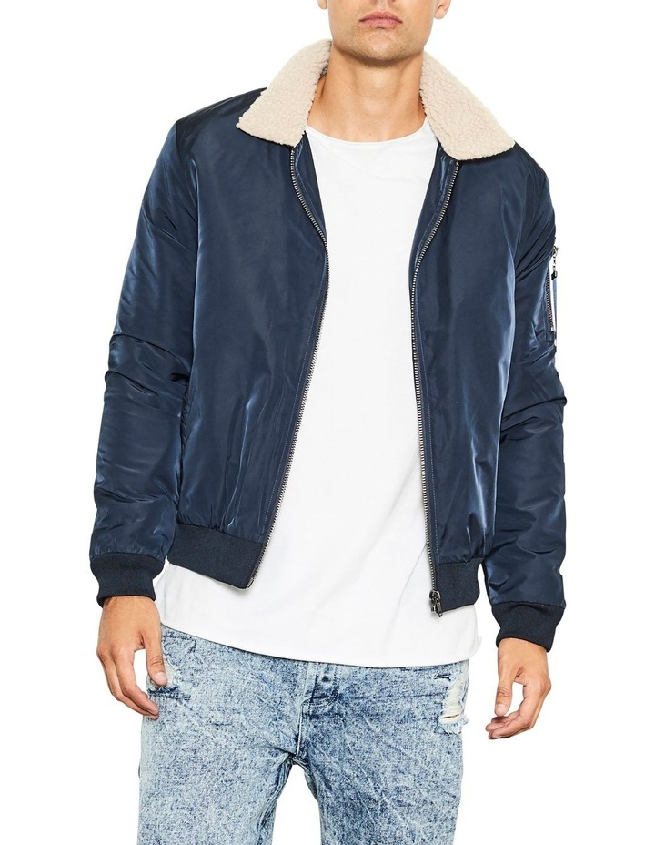 CIPHER SHERLING BOMBER JACKET image 1