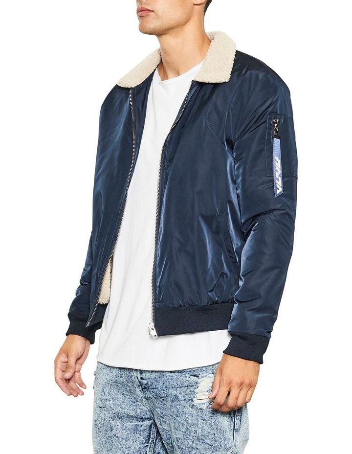 CIPHER SHERLING BOMBER JACKET image 2