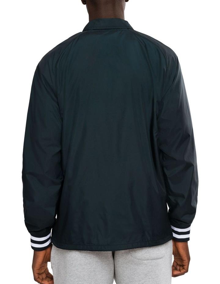 Coaches Jacket Ribbed Cuff image 3