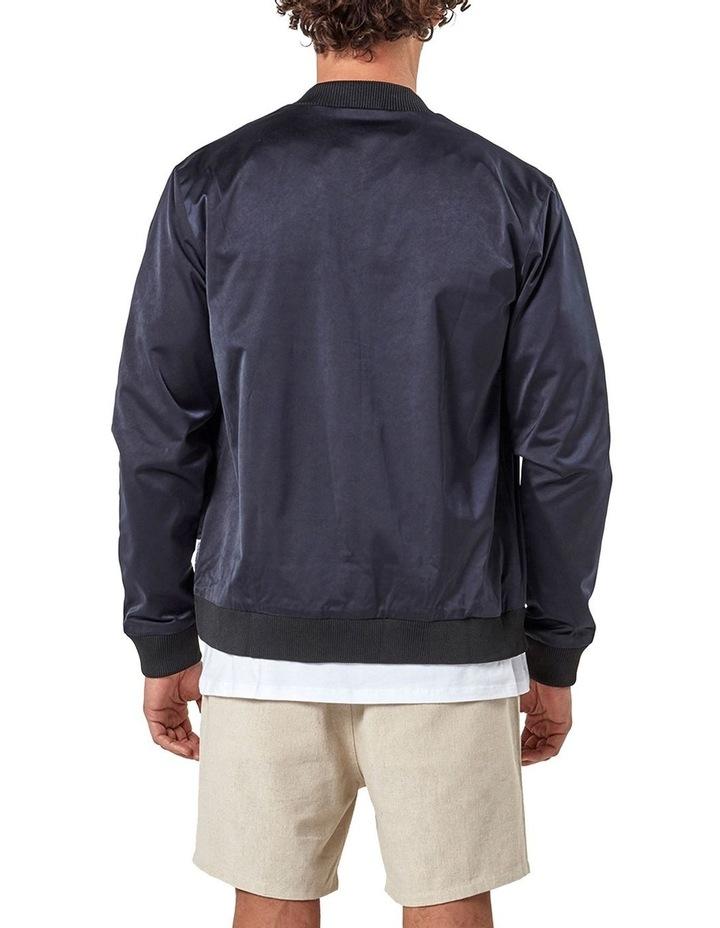 Shell Bomber Jacket image 4