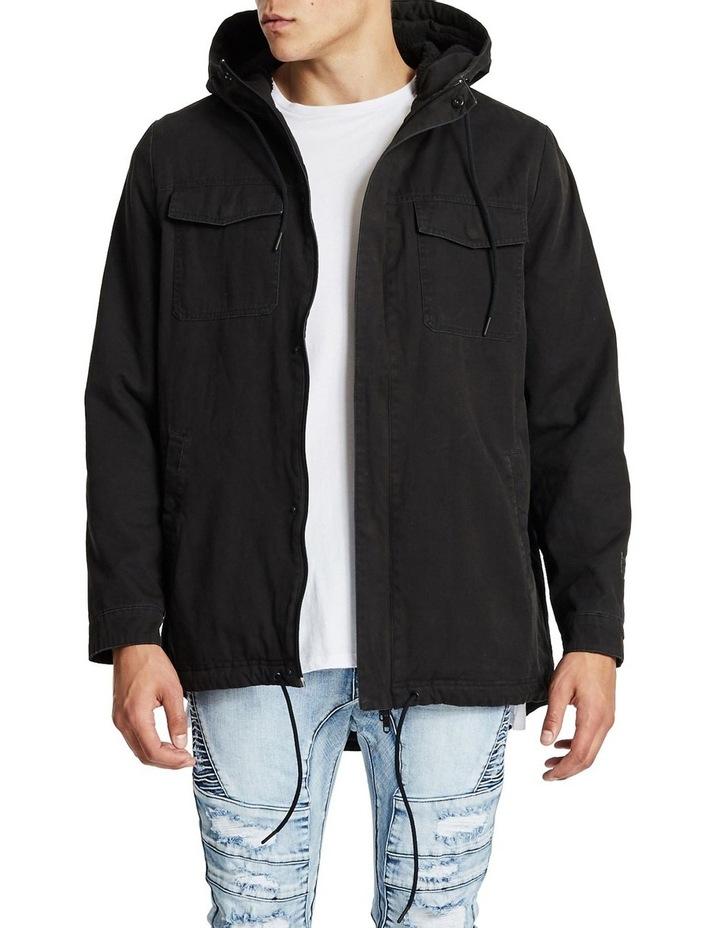 Granada Hooded Parker Jacket image 1