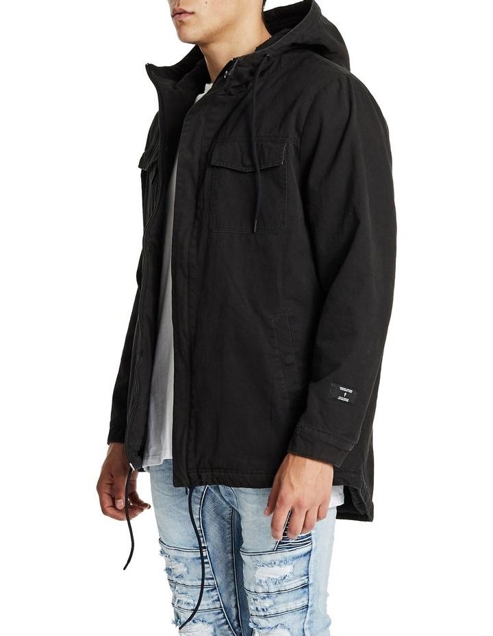 Granada Hooded Parker Jacket image 3