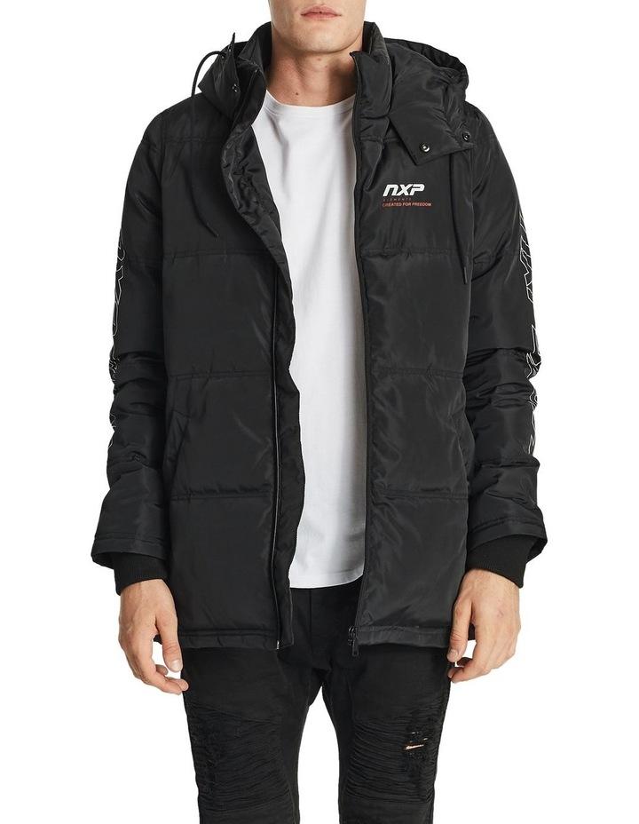 Paramount Long Line Puffer Jacket image 1