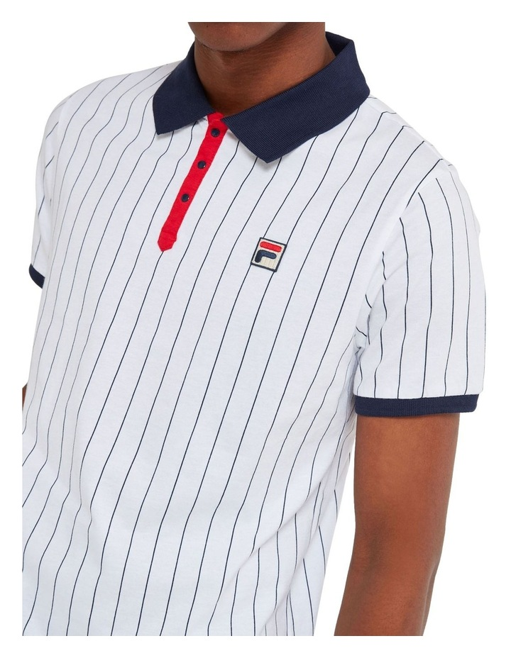 Vintage Striped Polo image 4