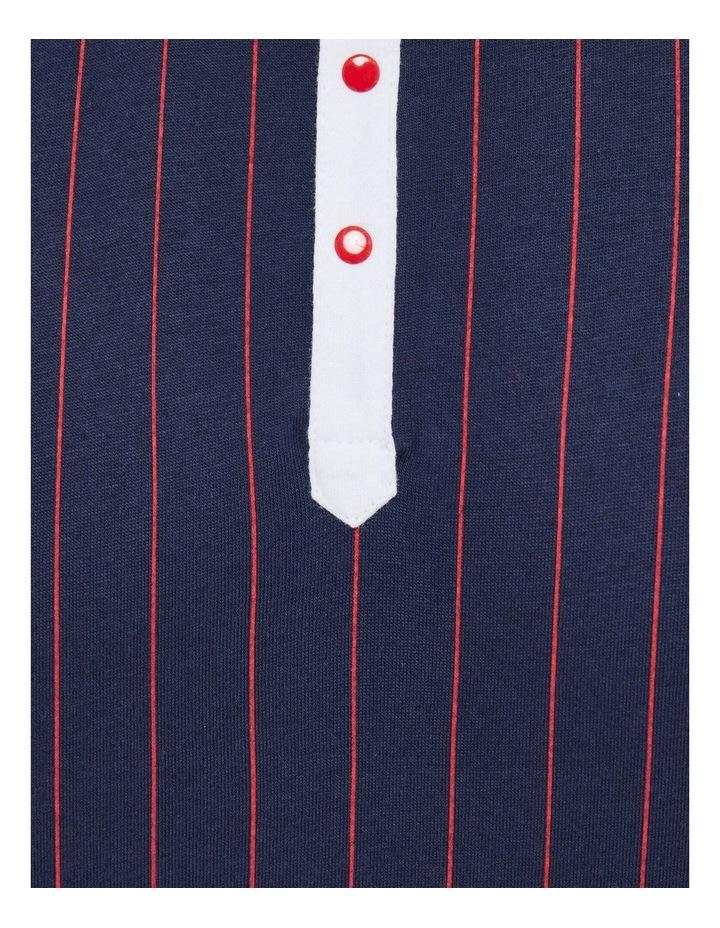 Vintage Striped Polo image 5