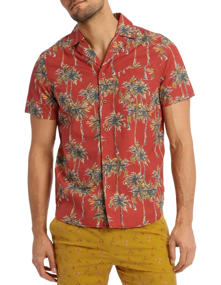Palmbeach Short Sleeve Woven Shirt image 1