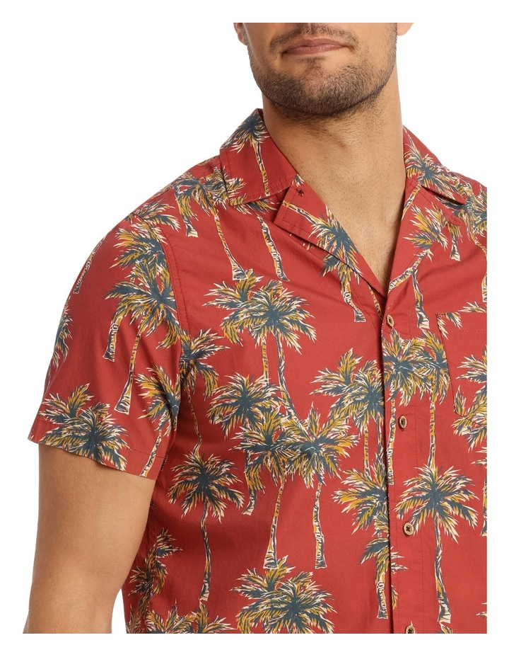 Palmbeach Short Sleeve Woven Shirt image 4