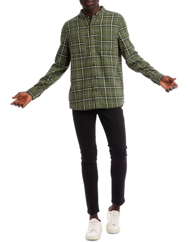 Vanish Long Sleeve Woven Shirt image 1