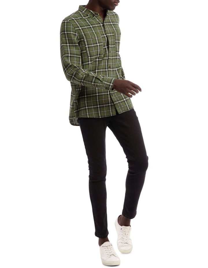 Vanish Long Sleeve Woven Shirt image 2