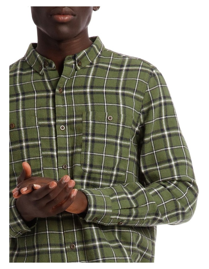 Vanish Long Sleeve Woven Shirt image 4