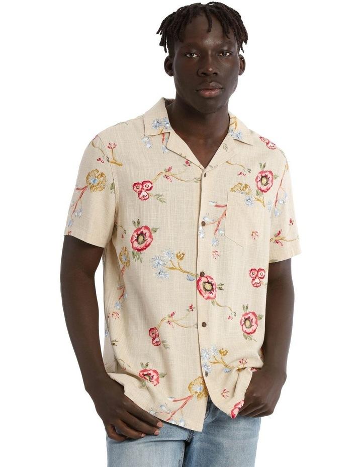 Symbols Short Sleeve Woven Shirt image 1
