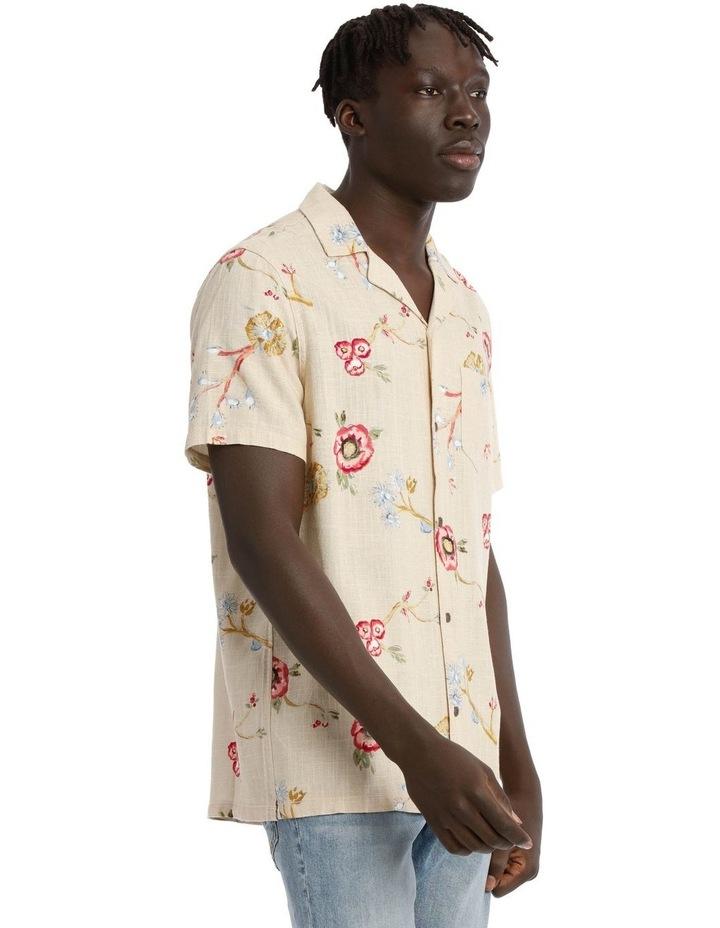 Symbols Short Sleeve Woven Shirt image 2