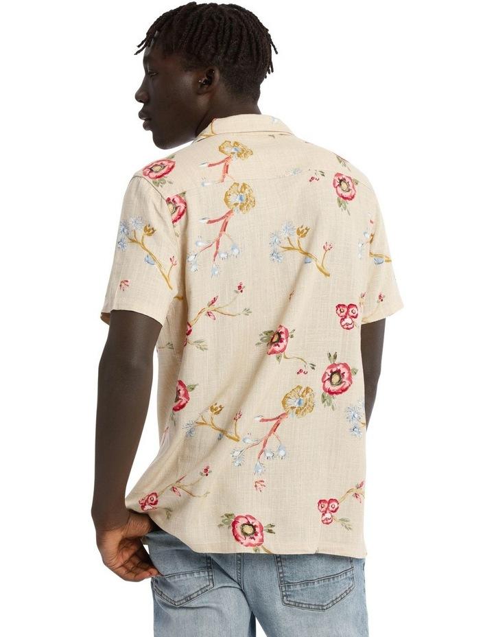 Symbols Short Sleeve Woven Shirt image 3