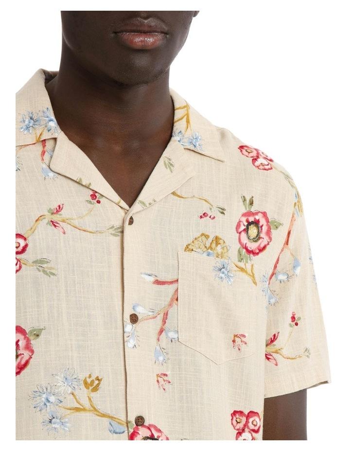 Symbols Short Sleeve Woven Shirt image 4