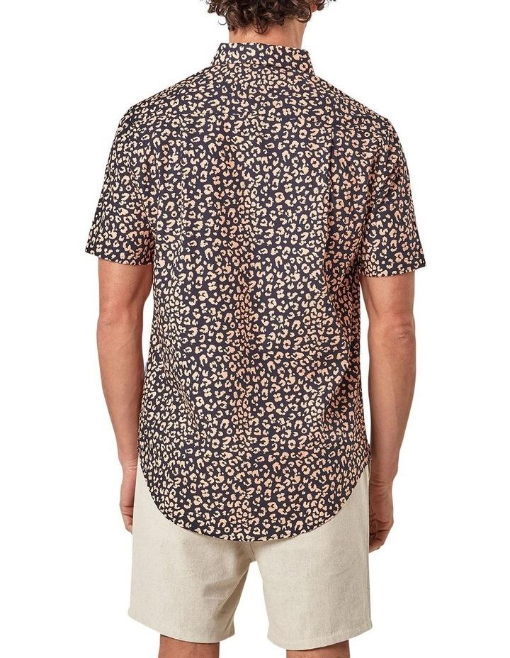 Leopard Print Short Sleeve Shirt image 2