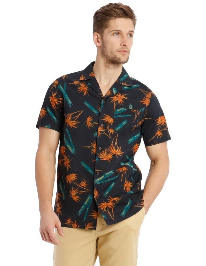 Grown Short-Sleeve Woven Shirt image 1