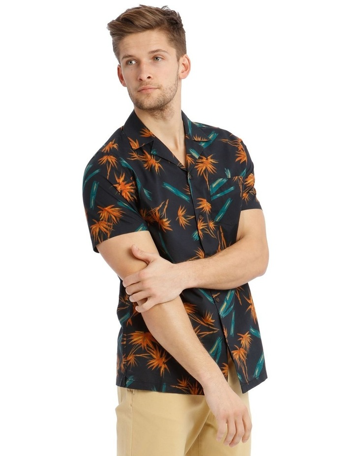 Grown Short-Sleeve Woven Shirt image 2