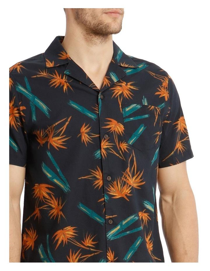 Grown Short-Sleeve Woven Shirt image 4