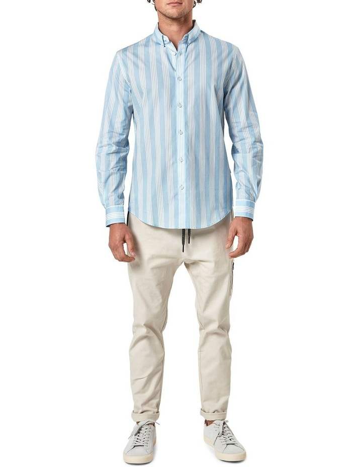 Long Sleeve Vertical Stripe Shirt image 4