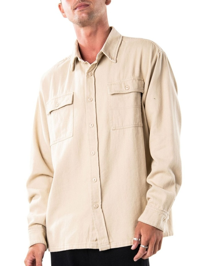 Charlie Long Sleeve Overshirt image 1