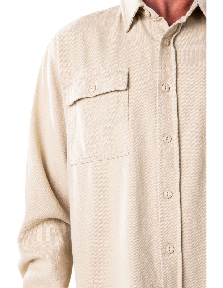 Charlie Long Sleeve Overshirt image 5