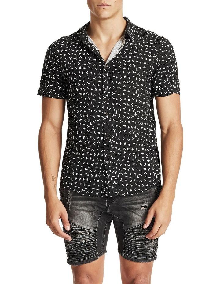 Pronounce Short Sleeve Casual Shirt image 1
