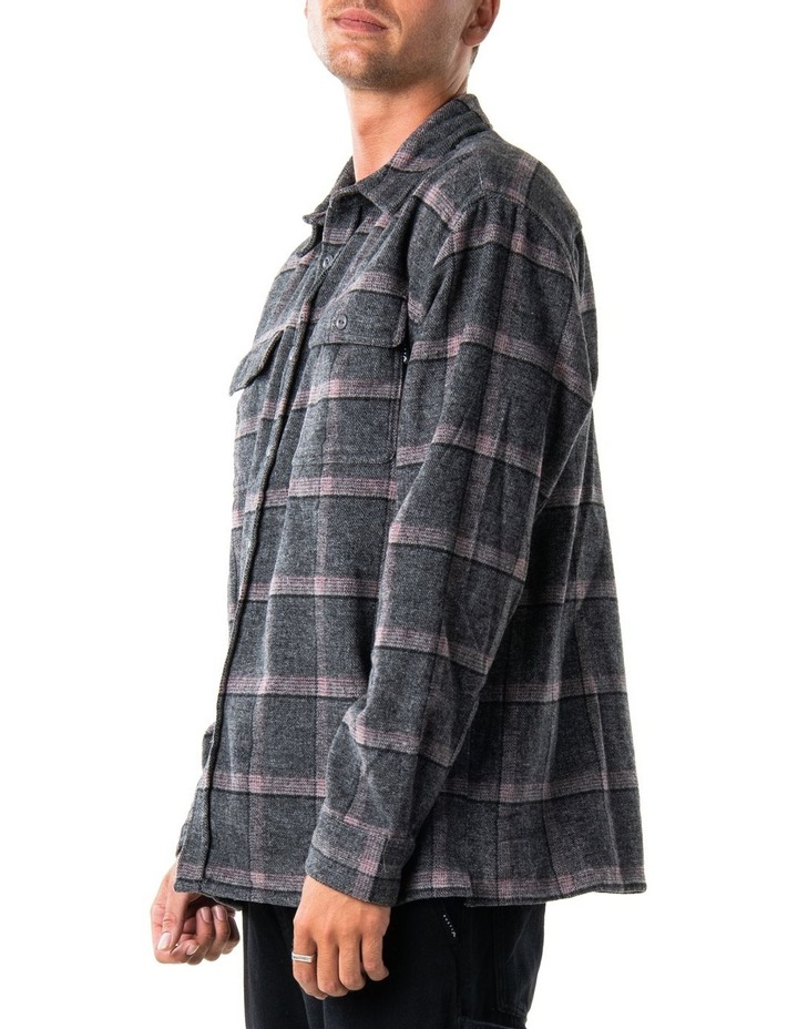Hair Brush Long Sleeve Overshirt image 3