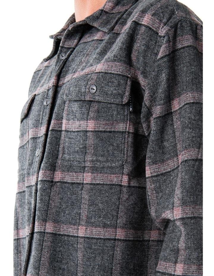 Hair Brush Long Sleeve Overshirt image 4