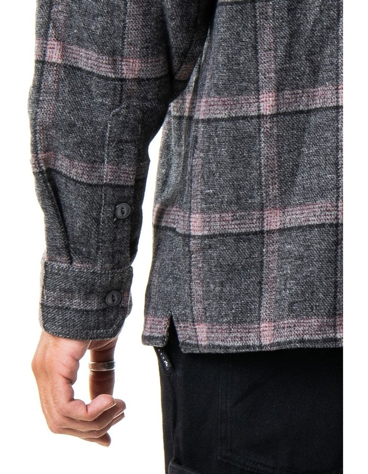 Hair Brush Long Sleeve Overshirt image 5