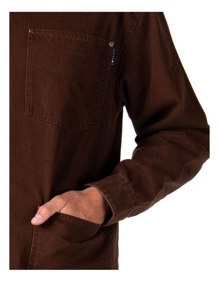 Charles Long Sleeve Overshirt image 5