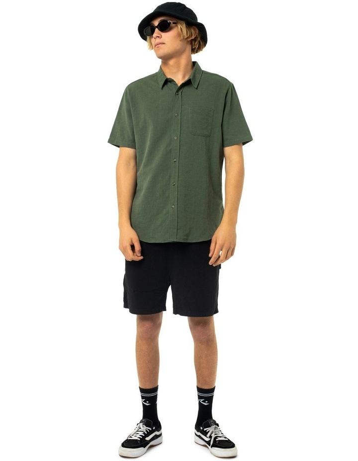Overtone Short Sleeve Linen Shirt image 6