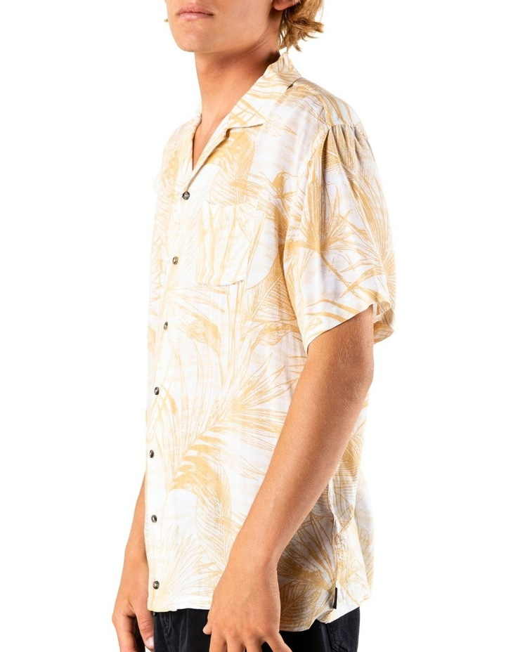 Palms Up Short Sleeve Rayon Shirt image 3