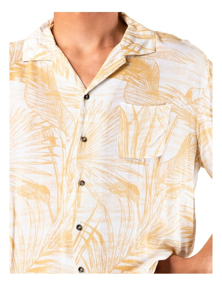 Palms Up Short Sleeve Rayon Shirt image 4
