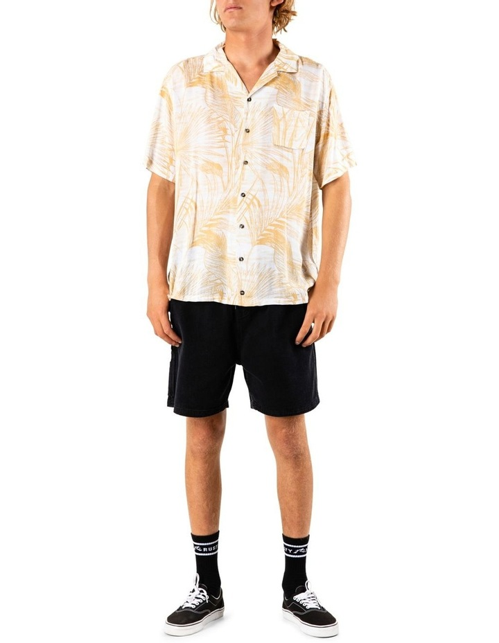 Palms Up Short Sleeve Rayon Shirt image 6