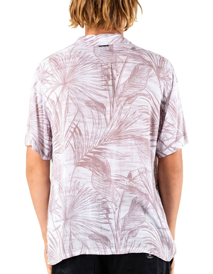 Palms Up Short Sleeve Rayon Shirt image 2