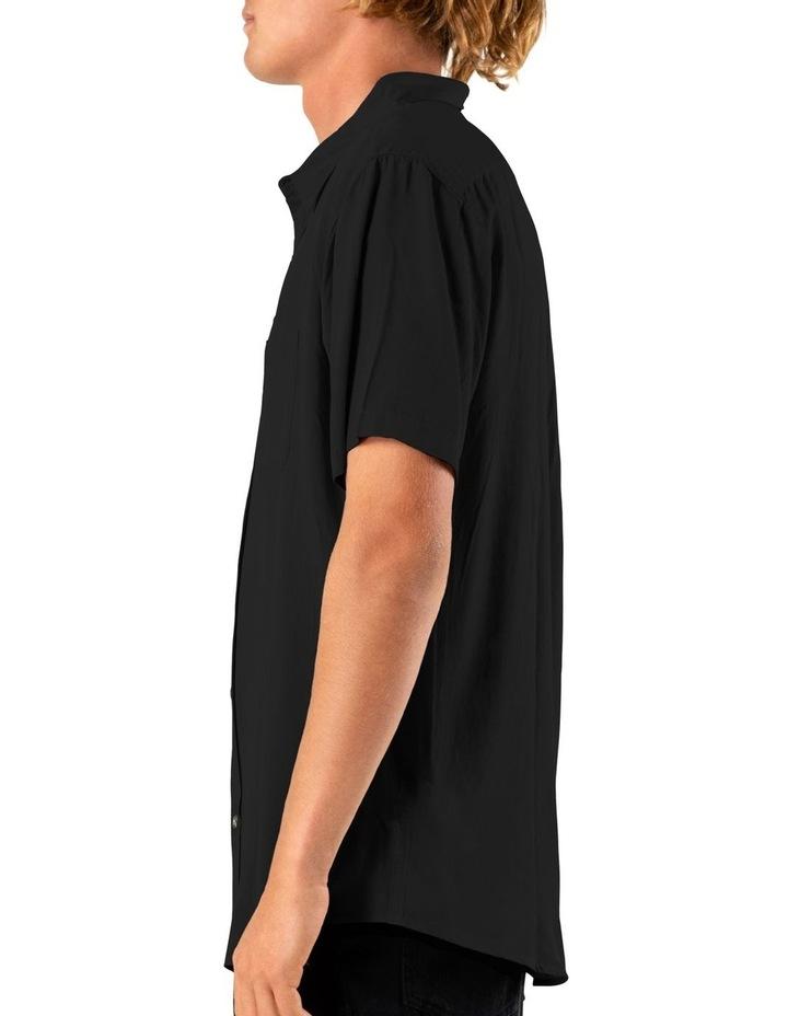 Razor Blade Short Sleeve Rayon Shirt image 3