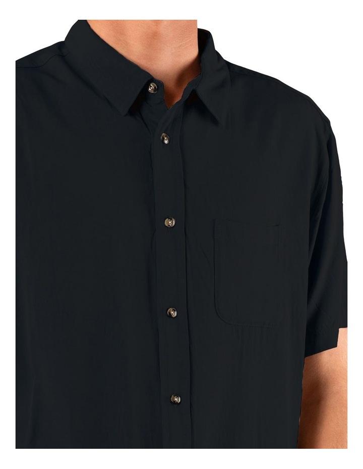 Razor Blade Short Sleeve Rayon Shirt image 5