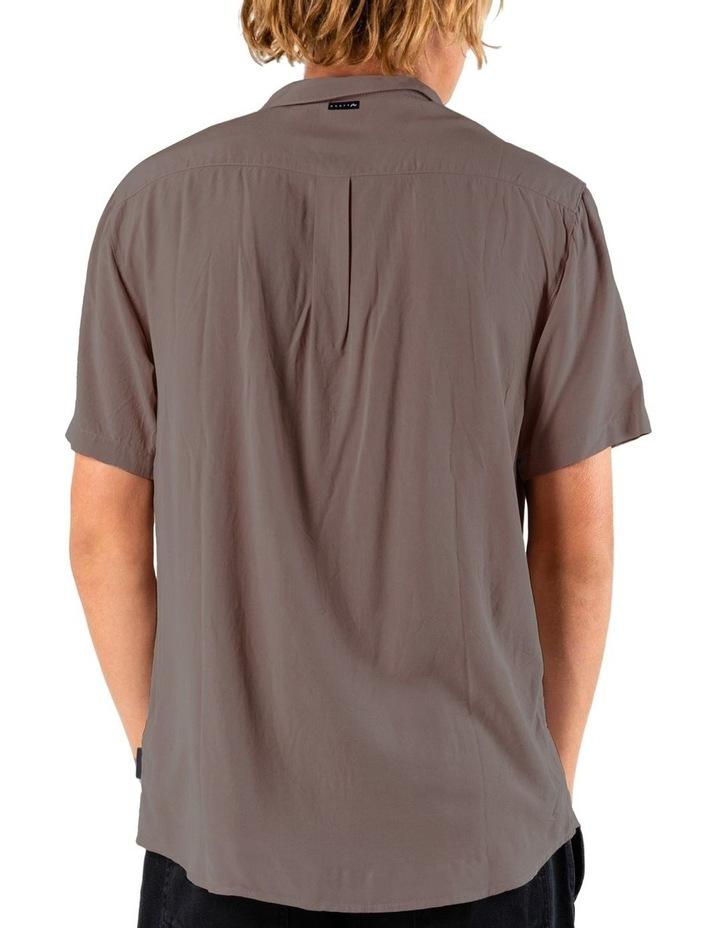 Razor Blade Short Sleeve Rayon Shirt image 2