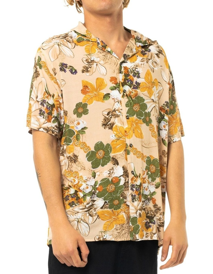 Koala Ears Short Sleeve Rayon Shirt image 1