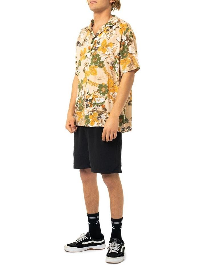 Koala Ears Short Sleeve Rayon Shirt image 5