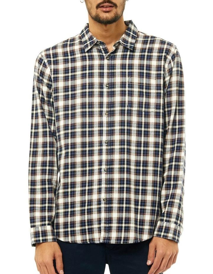 Rippling Long Sleeve Shirt image 1