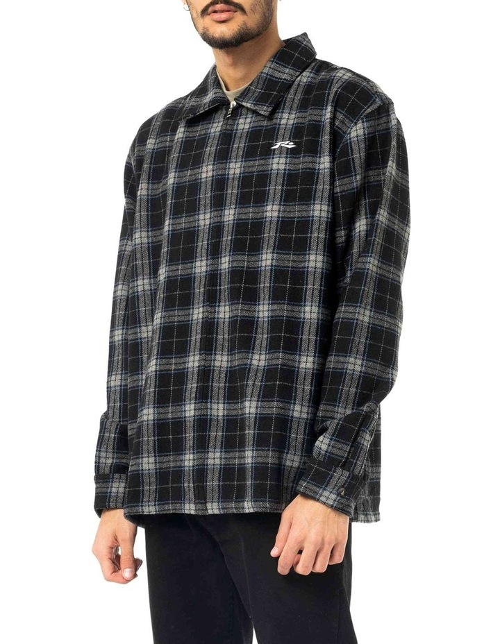 Woodchuck Long Sleeve Overshirt image 5