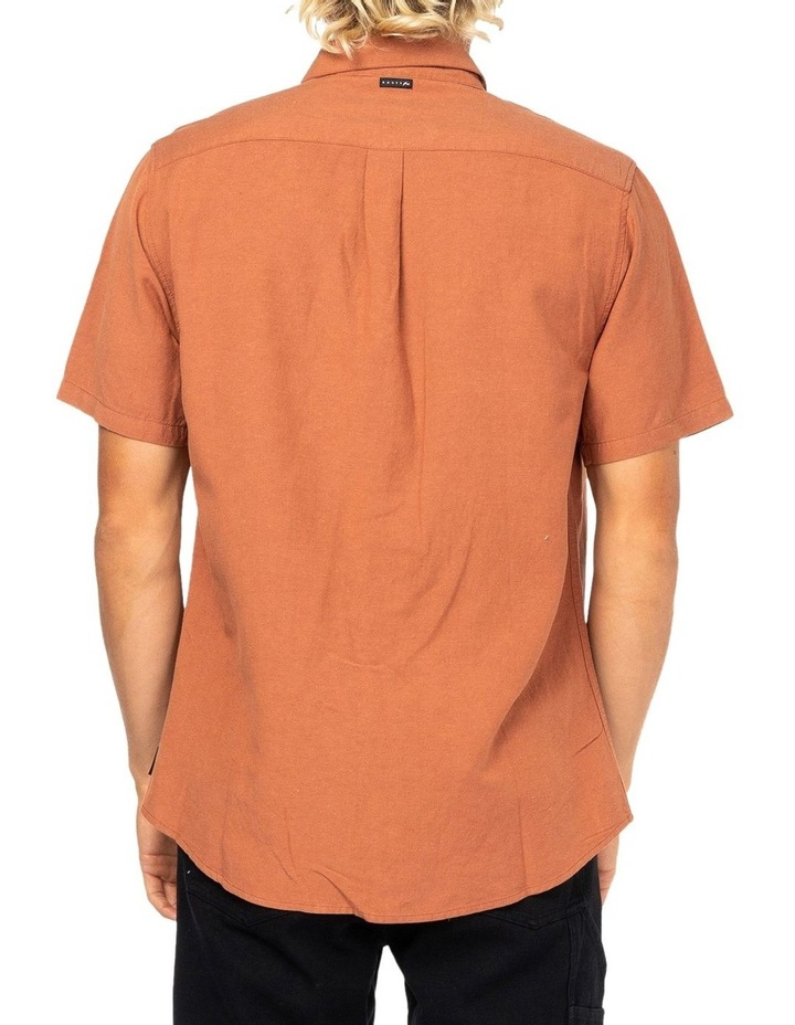 Overtone Short Sleeve Linen Shirt image 2
