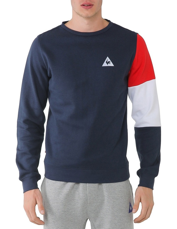 Tricolore Pullover Sweater image 1