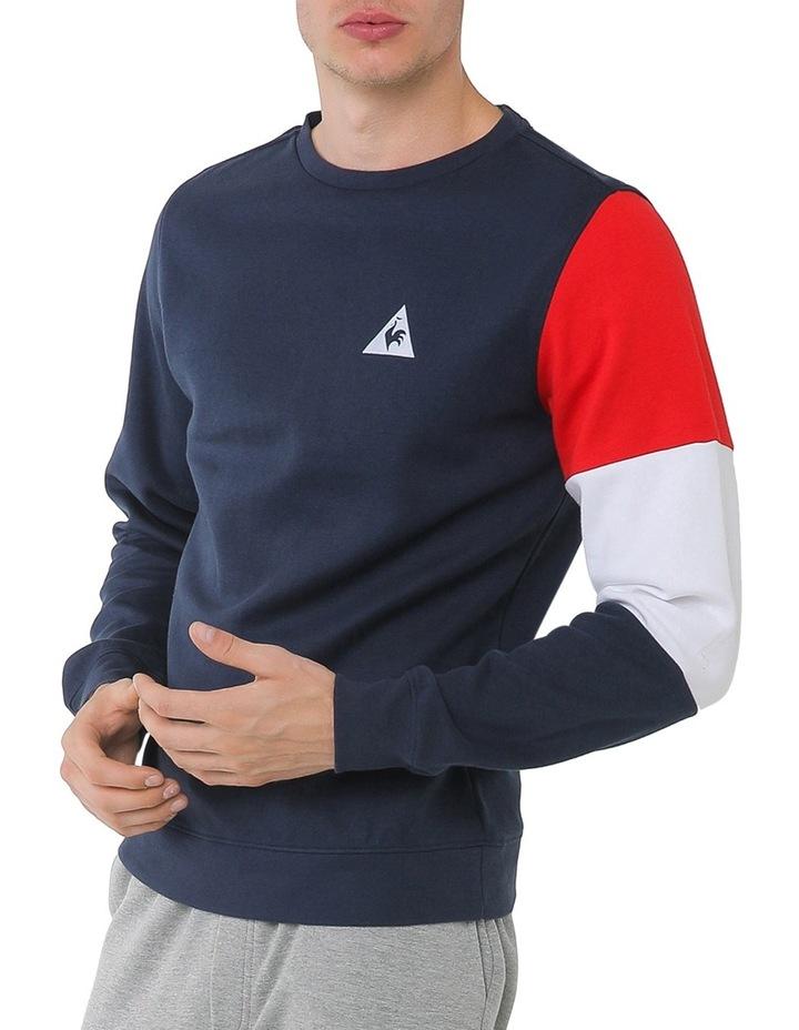 Tricolore Pullover Sweater image 2