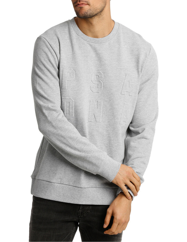 Stand Up Crew Neck Sweat image 1